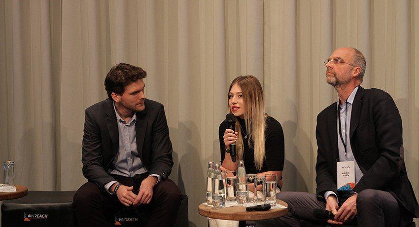 Bianca Heinicke von Bibis Beauty Palace im Gespräch.