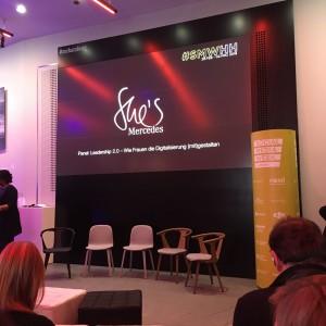 """Die Social Media Week wurde mit einem Panel zum Thema """"Frauen in der Digitalisierung"""" eröffnet"""