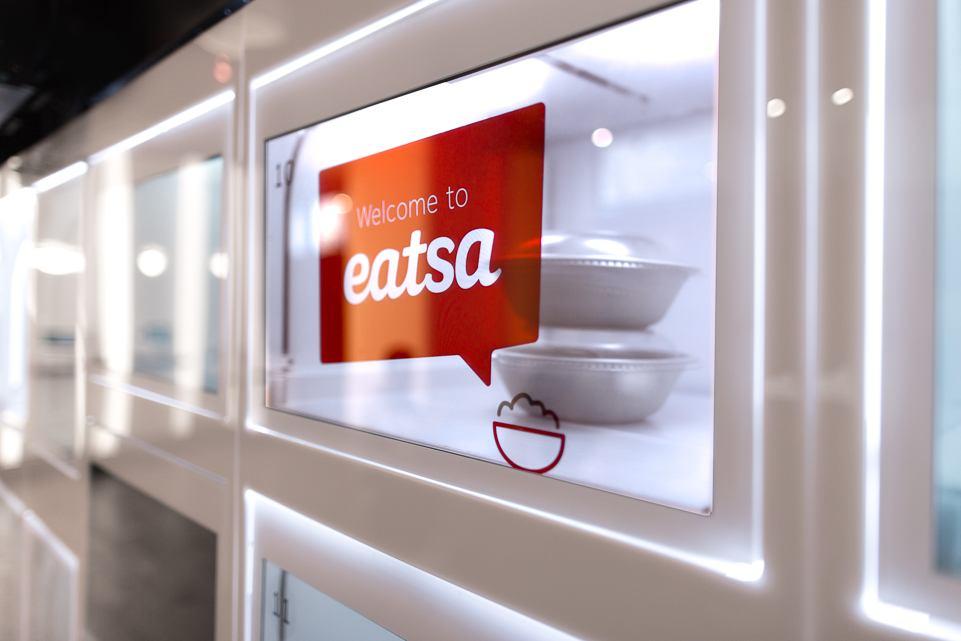 Das Restaurant Eatsa